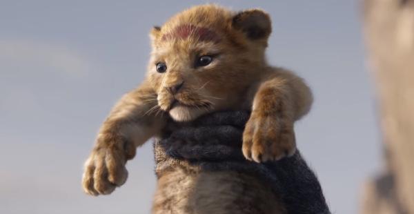Leijonakuningas Netflix