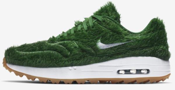 Nike yllätti uusilla golfkengillä – kuin ruohosta valmistettu – Stara 00dba23af6