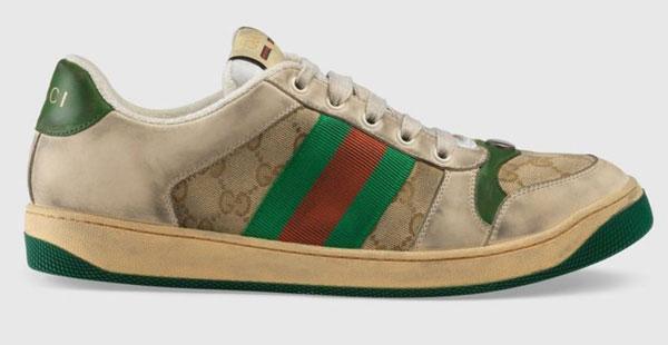 Guccin huippumuoti vitsailun kohteena: Esitteli kengät, jotka näyttävät vankien nilkkapannalta